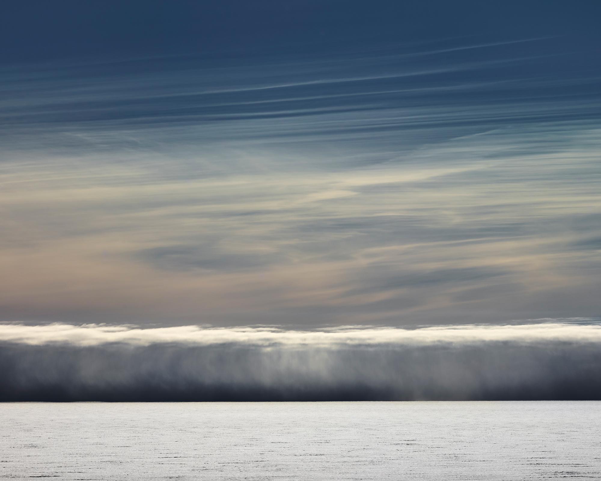 Icesheet #5649, 120cm x 150cm, Digital Pigment Print, Edition of 7, 2013